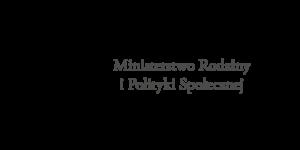 Ministerstwo Rodziny i Polityki Społecznej Logo